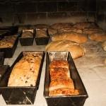 v peči